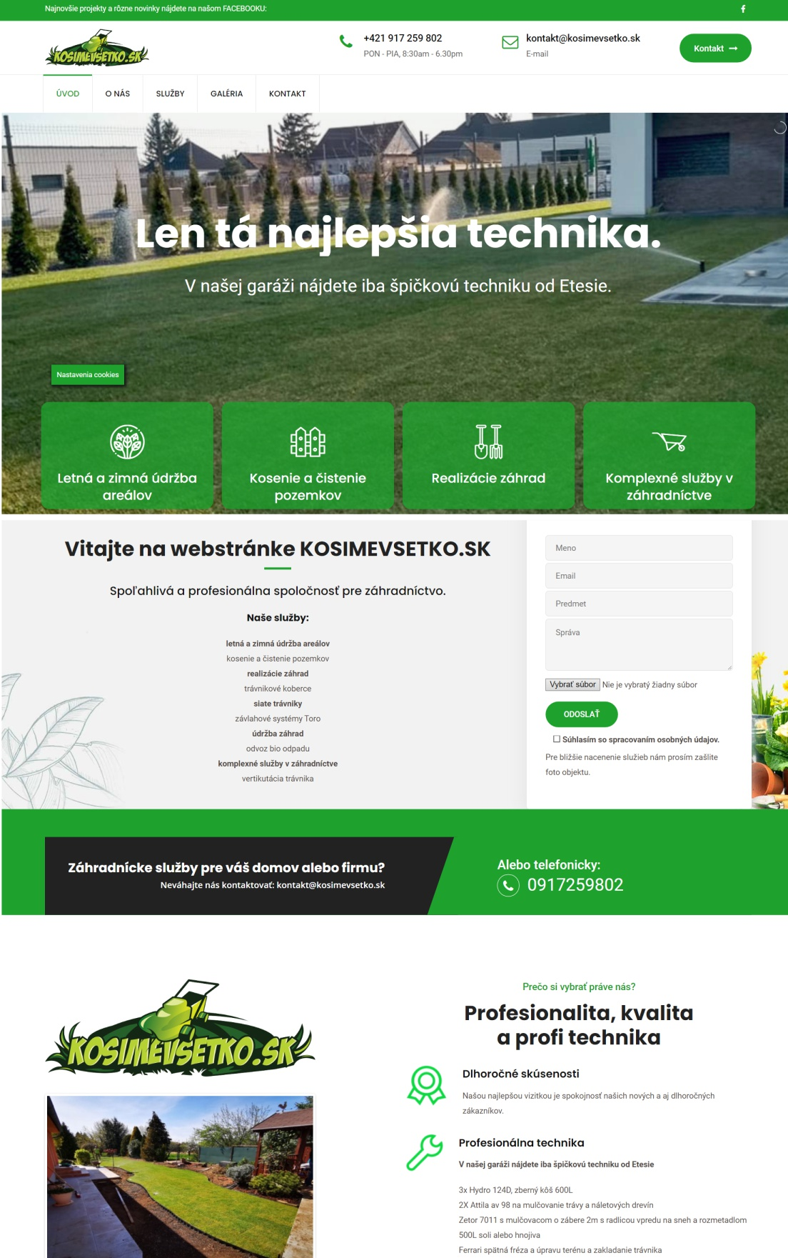 Kosimevsetko.sk